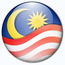 merdeka logo malaysia flag ball