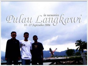 Back from Pulau Langkawi