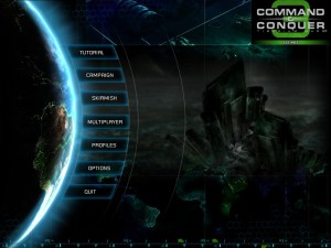 Command & Conquer 3 – Tiberium Wars Demo Screenshots