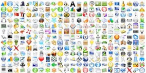 300 Crystal Clear icons just for you