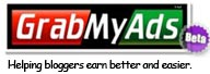 GrabMyAds – Helping bloggers earn better and easier