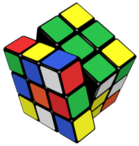 Solve any Rubik's Cube combinations using Rubik's Cube Solver