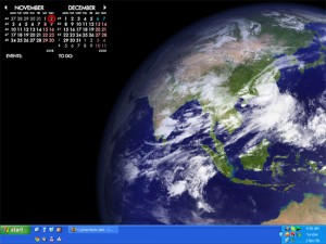 EarthView – Have the Earth on your desktop