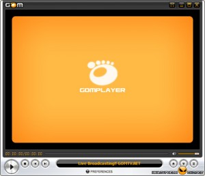 GOM Player – My Favourite Video Player