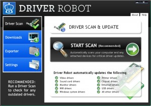Driver Robot – Automatically Updates Your Drivers
