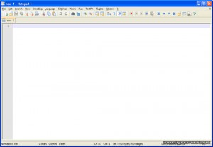 Notepad++ My Favourite Text Editor