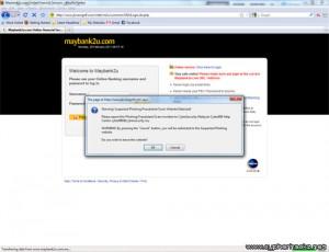 DontPhishMe – A Mozilla Firefox Addon by MyCERT